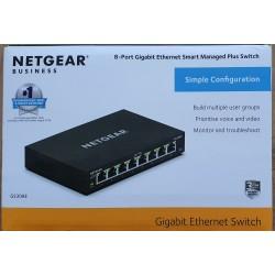 Netgear GS308E 8-Port...